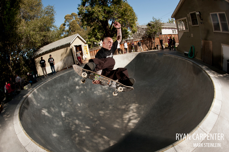 Ryan Carpenter sick stale